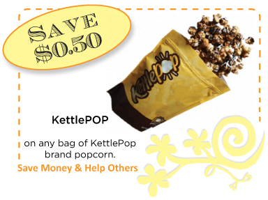 KettlePop Coupon