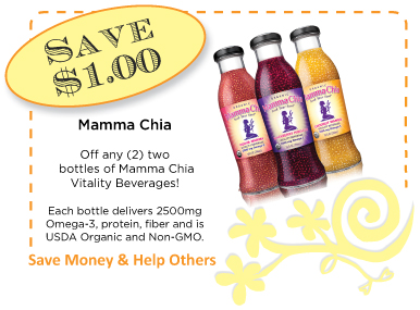 Mamma Chia Coupon