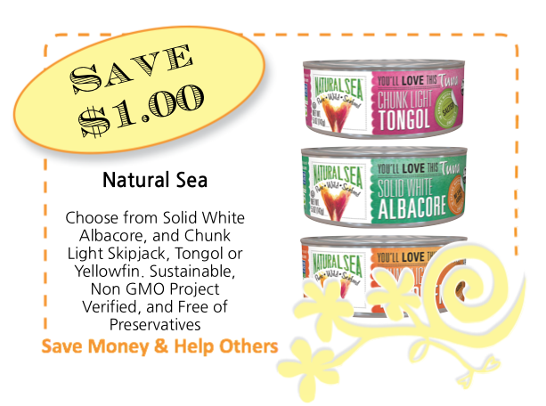 Natural Sea Coupon