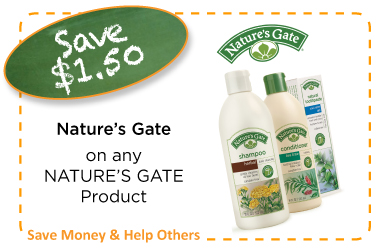Nature's Gate coupon