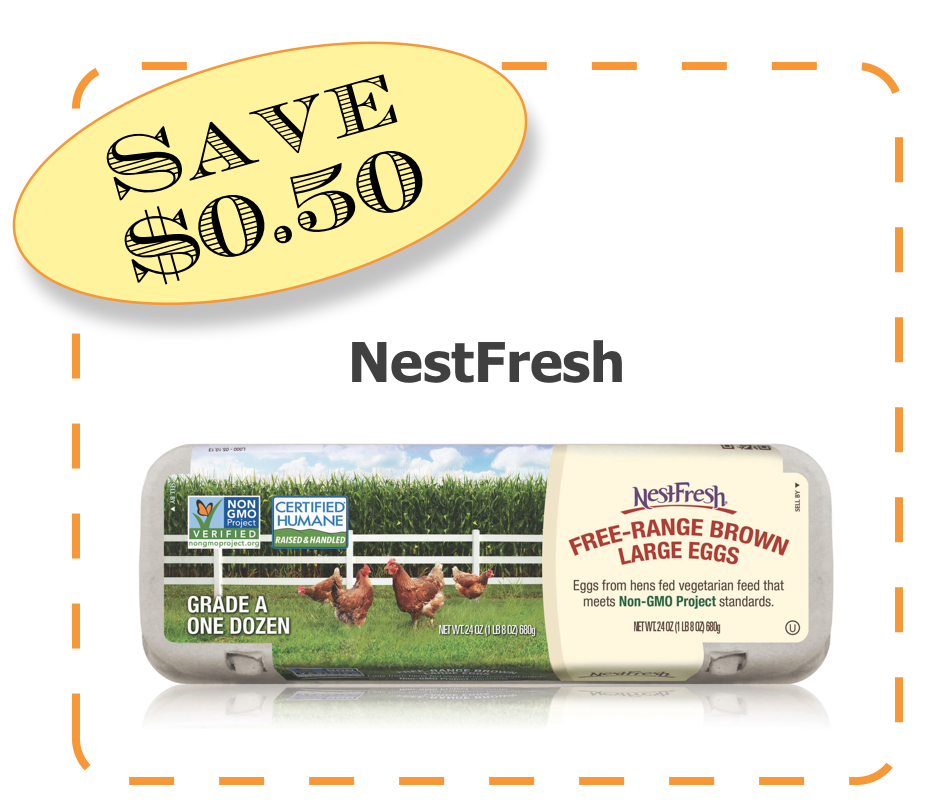 NestFresh Non-GMO CommonKindness coupon