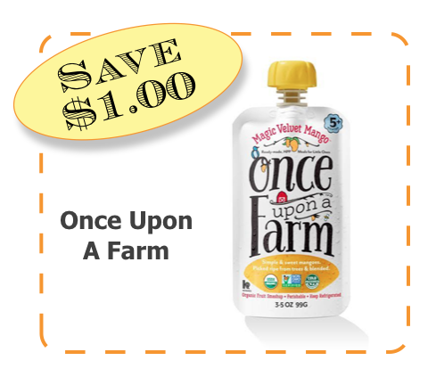Once Upon A Farm Non-GMO CommonKindness coupon