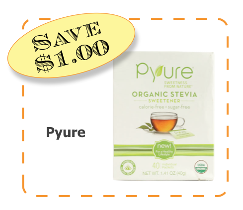 Pyure Non-GMO CommonKindness coupon