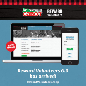 Cabot Reward Volunteers 6.0