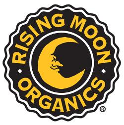 Rising Moon Organics Logo