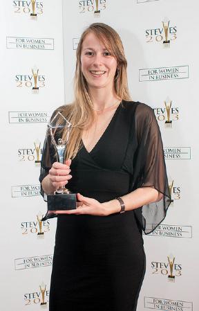 Stevie Award Silver