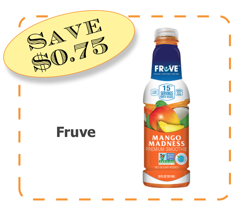 Fruve NonGMO Coupon Offer