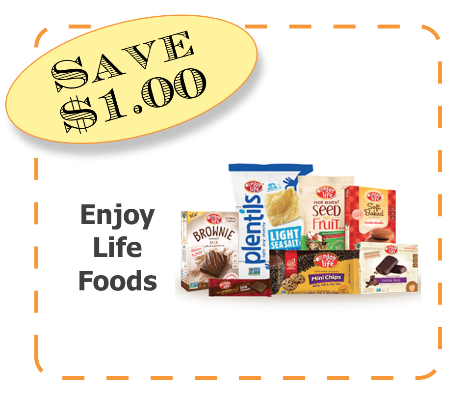 Enjoy Life NonGMO Coupon Offer