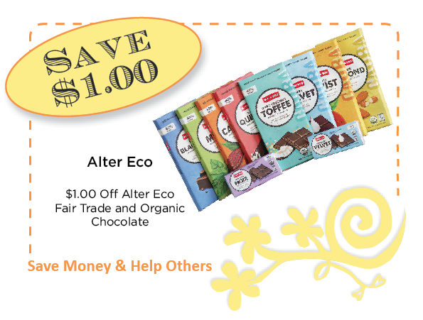 Alter Eco Choc Coupon