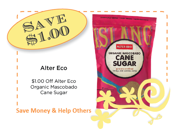 Alter Eco Sugar Coupon