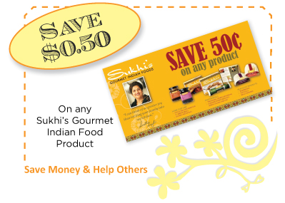 Sukhi's Coupon