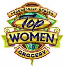 Sarah Schloemer Progressive Grocer Top Women 2013 Award