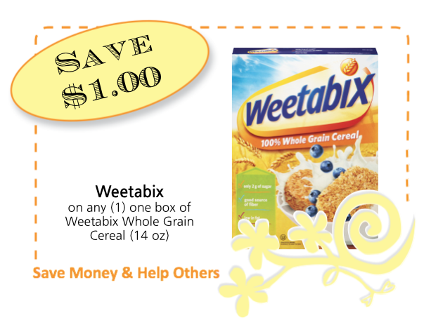 Barbara's Weetabix CommonKindness coupon
