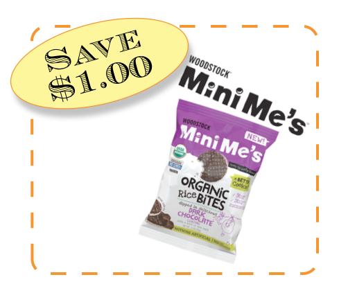 Woodstock Mini Me's Non-GMO CommonKindness coupon