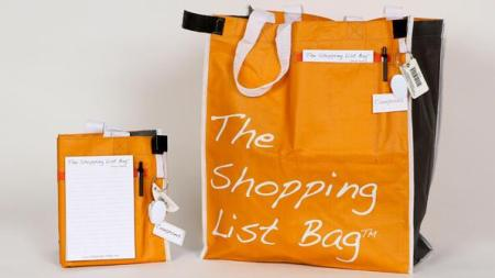 The Shopping List Bag