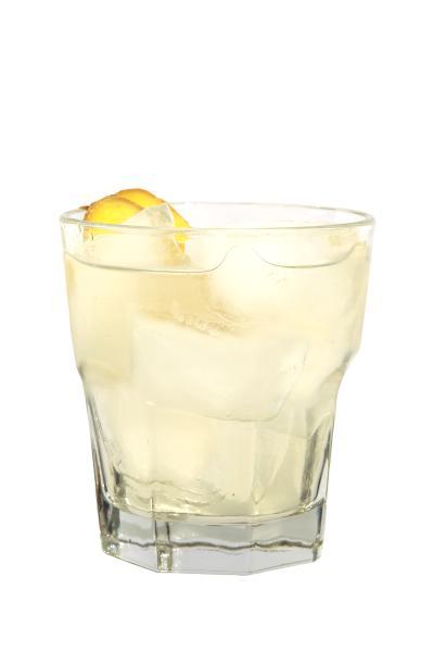Gingerlicious (The Duke) from Commonwealth Cocktails - (ginger-liqueur-the-duke)