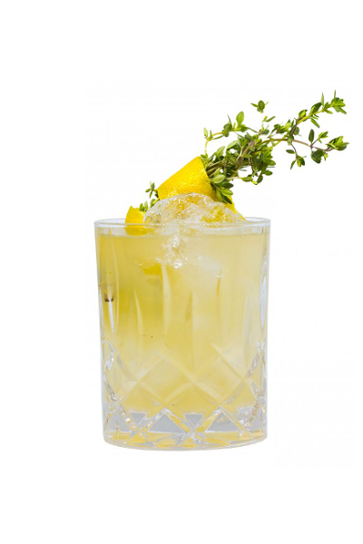 Honey Bee (The Duke) from Commonwealth Cocktails - (Honey-Bee-The-Duke-Gin)