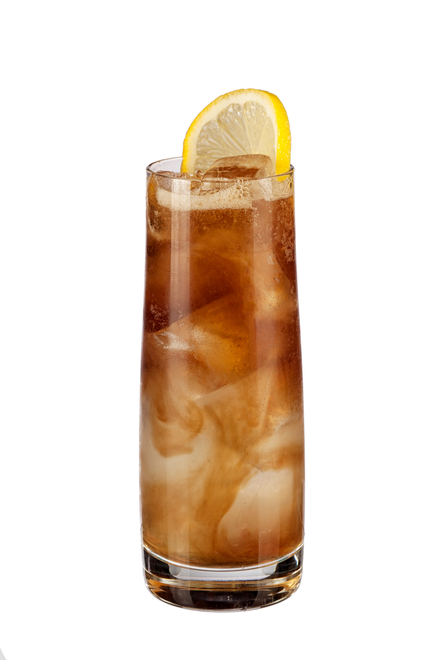 Long Island Iced Tea  (IBA) from Commonwealth Cocktails - ()