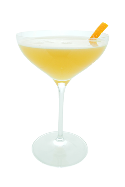 Between the Sheets (IBA) from Commonwealth Cocktails - ()