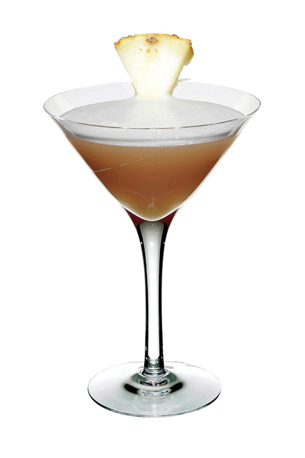 French Martini (IBA) from Commonwealth Cocktails - ()