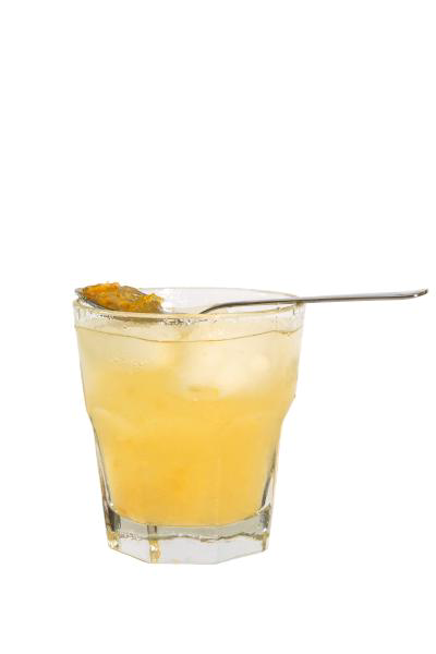 Lady Marmalade from Commonwealth Cocktails - (vodka-marmalade-lady-lemon-juice-vermouth-white)