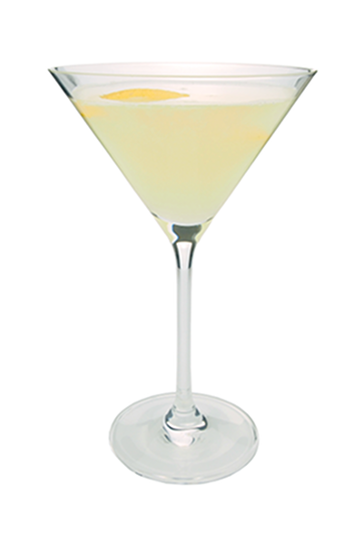 Lemon Drop Martini (IBA) from Commonwealth Cocktails - ()