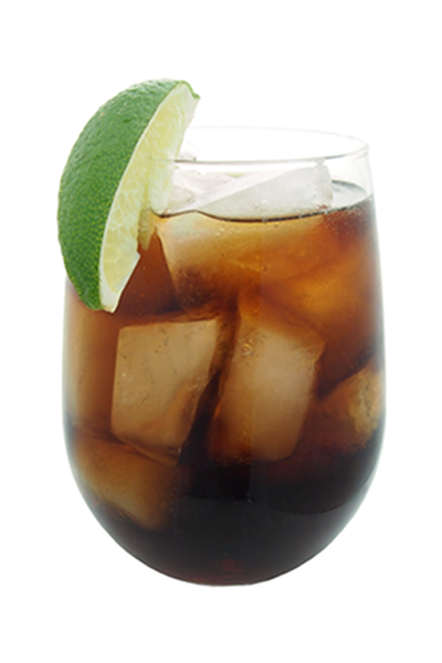 Rum and Cola from Commonwealth Cocktails - ()