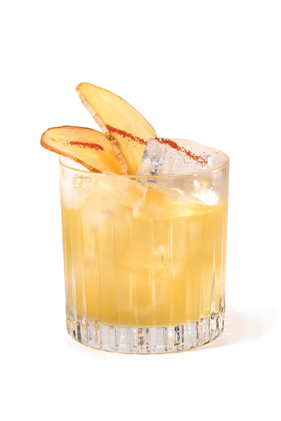 Ginger Sour (The Duke) from Commonwealth Cocktails - (the-duke-ingwer-Ingwerlik-r-sour-gin-lik-r)
