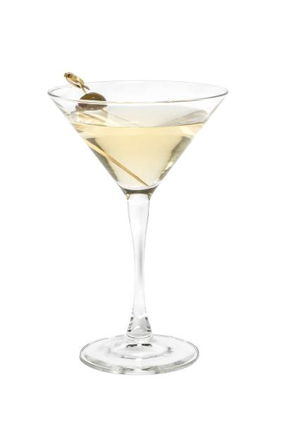 Dirty Martini (IBA) from Commonwealth Cocktails - ()