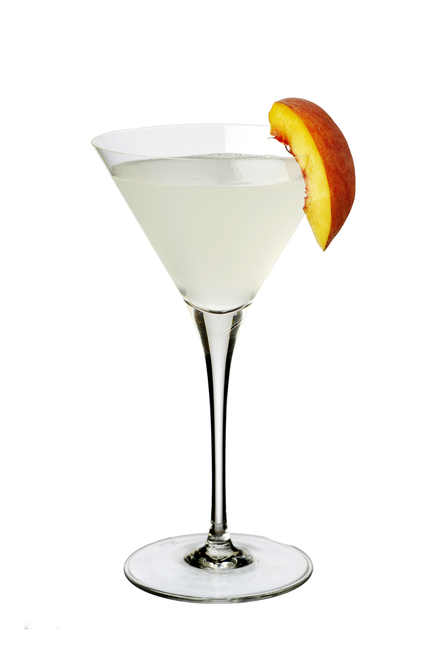 Peach Daiquiri from Commonwealth Cocktails - (peach-daiquiri-schnapps-white-rum-silver-lime-juice-simple-syrup)