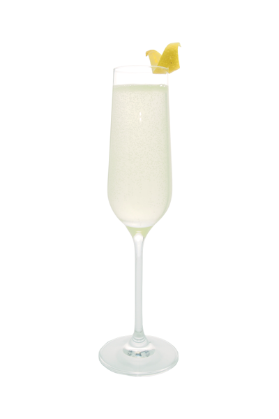 French 75 (IBA) from Commonwealth Cocktails - ()