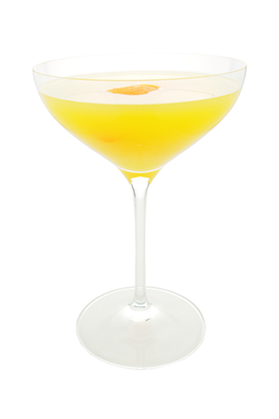 Volga Boatman (Diffords) from Commonwealth Cocktails - (vodka-kirschwasser-orange-juice)
