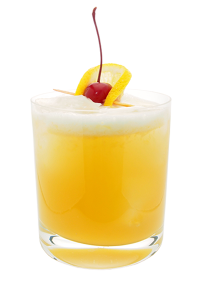 Whiskey Sour (IBA) from Commonwealth Cocktails - ()