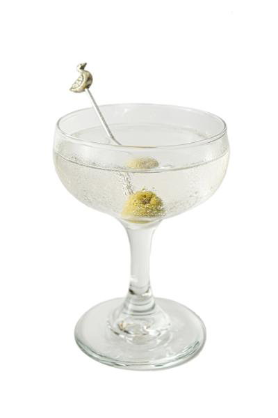 Dry Martini (IBA) from Commonwealth Cocktails - ()