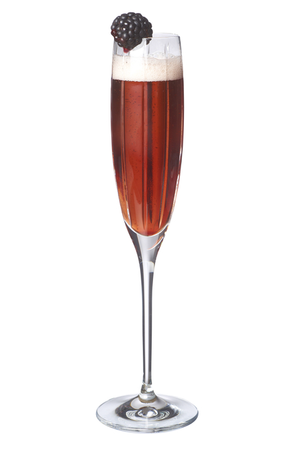 Kir Royal (IBA) from Commonwealth Cocktails - ()