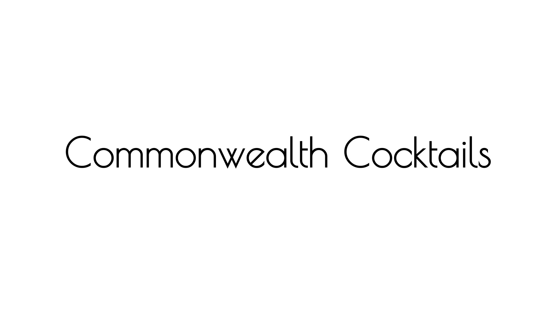 Video for Rusty Nail (IBA) from Commonwealth Cocktails