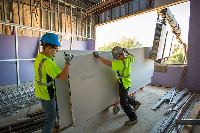 Commonwealth Building Materials, Inc  - Drywall