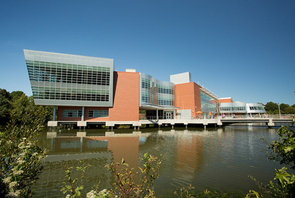 Student Center at Tidewater Community College