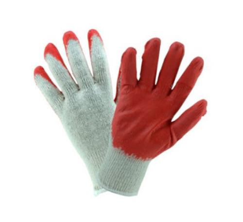 West Chester Economy Latex Coated Knit Glove - Large