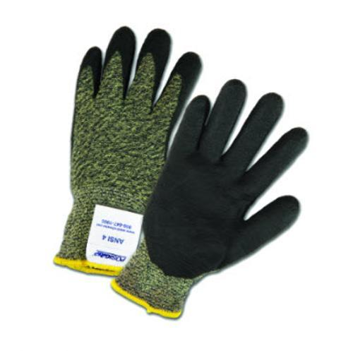 West Chester PosiGrip Black Foam Nitrile Palm Coated Aramid/Polyamide Glove - XL