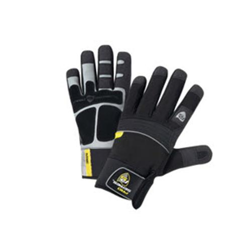 ERB Waterproof Winter PVC Grip Glove - 2 XL