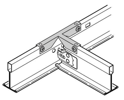 USG Donn Brand Three-Way Off-Module Connector - DH3