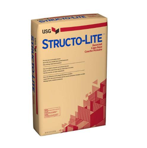 USG Structo-Lite Basecoat Plaster - 50 lb Bag