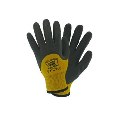 WC Barracuda Seamless Knit HPT Palm Coated Nylon Glove w/ Acrylic Liner - Small
