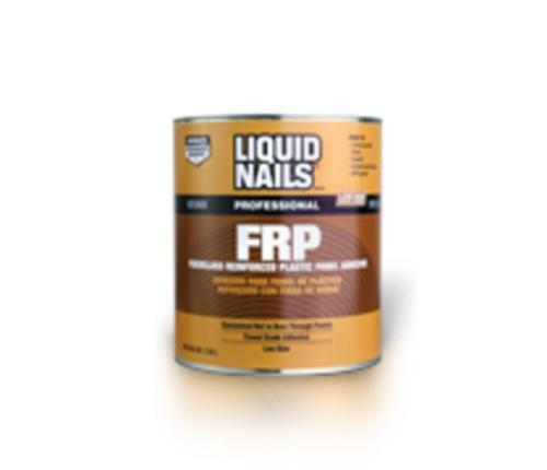 LIQUID NAILS Fiberglass RPP Low VOX FRP Adhesive - 3.5 Gallon Pail ...