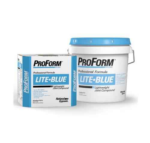 National Gypsum ProForm BRAND Lite-Blue Joint Compound - 4 Gallon Box