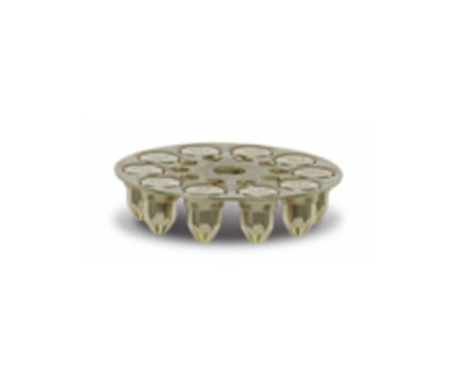 25 Caliber Powers Disc Load - Yellow