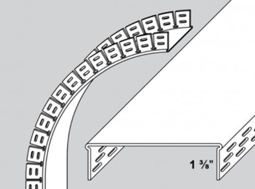 4 5/8 in x 18 ft Trim-Tex Fast Cap Archway