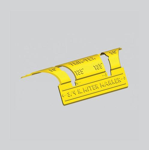 1 1/2 in Trim-Tex Bullnose Miter Marker