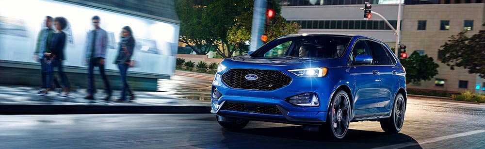 The 2019 Ford Edge
